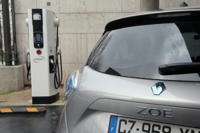 France: electric company cars share growing by 84%