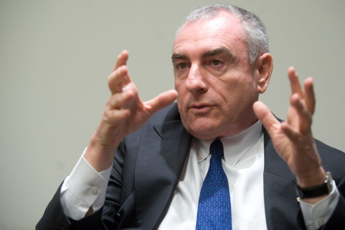 Philippe Joubert: 'In the long run sustainability makes money'