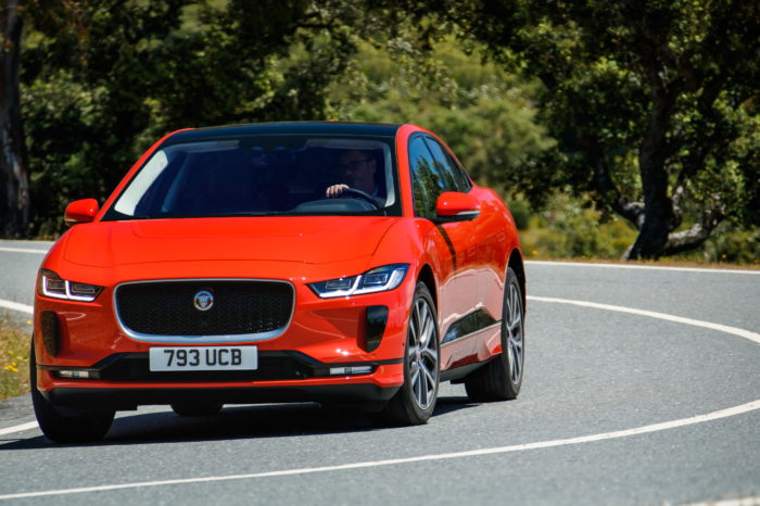 Jaguar I-Pace is first real Tesla competitor
