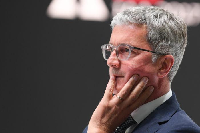 Audi CEO Rupert Stadler now personally under fire