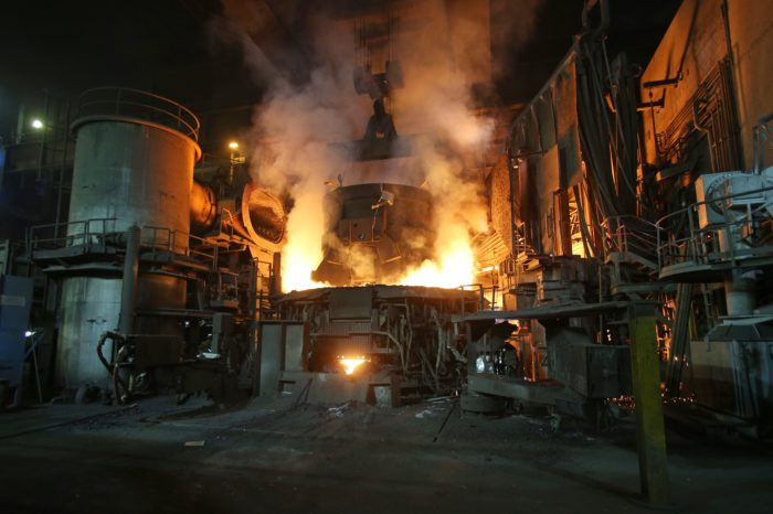 ArcelorMittal to produce bioethanol out of blast furnace's gases