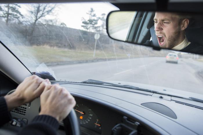 Sleepiness is underestimated danger in traffic
