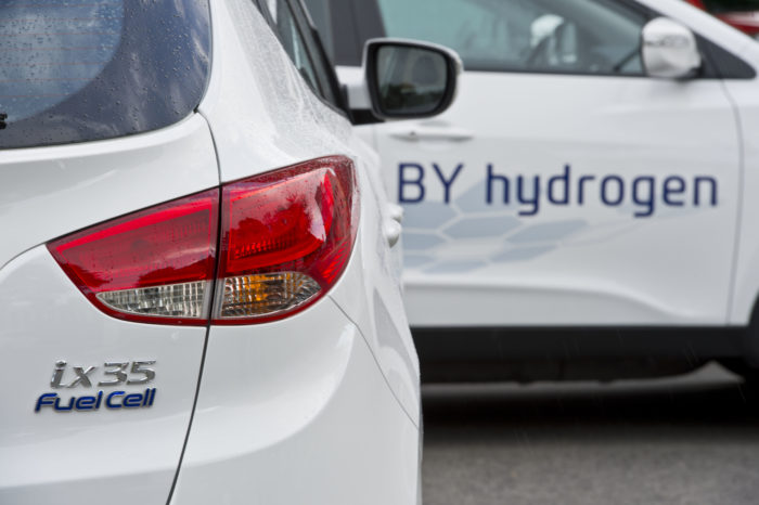 Audi and Hyundai join forces for fuel-cell development