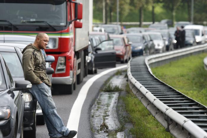 Netherlands: 20% more traffic jams than last year