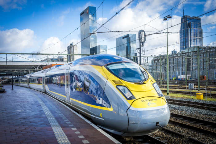 Dutch holiday-makers more often choose for the train