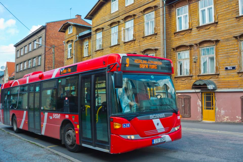 Kết quả hình ảnh cho estonia free bus