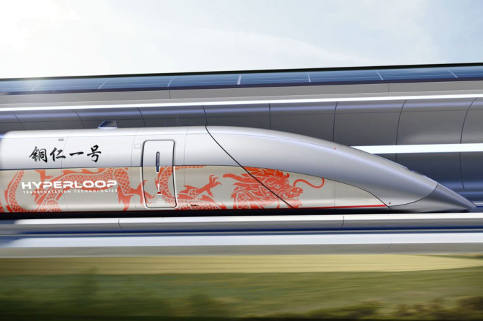 HyperloopTT first to sign commercial China deal