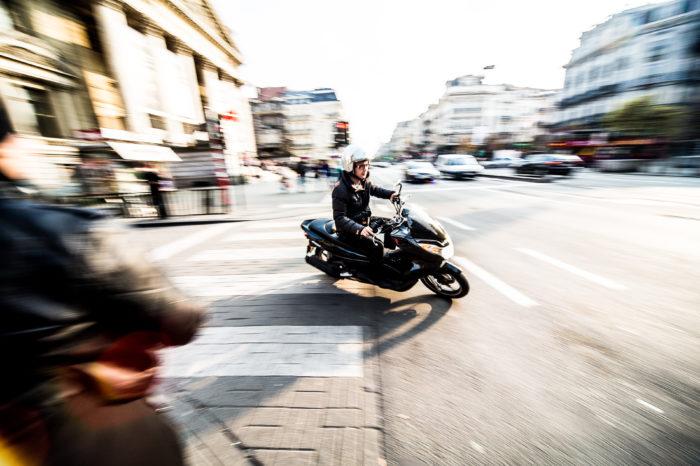 Brussels: MR plans on new motorbike noise limit