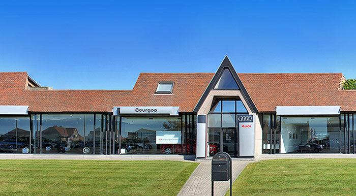 D'Ieteren buys Bourgoo in Knokke-Heist