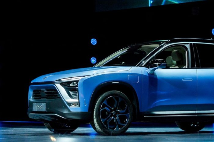 Chinese electric carmaker NIO readies for Wall Street