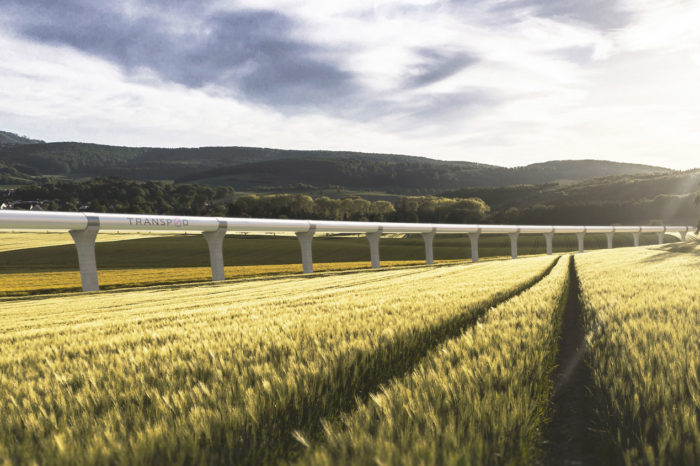 Canadian Transpod to develop hyperloop in southwest France