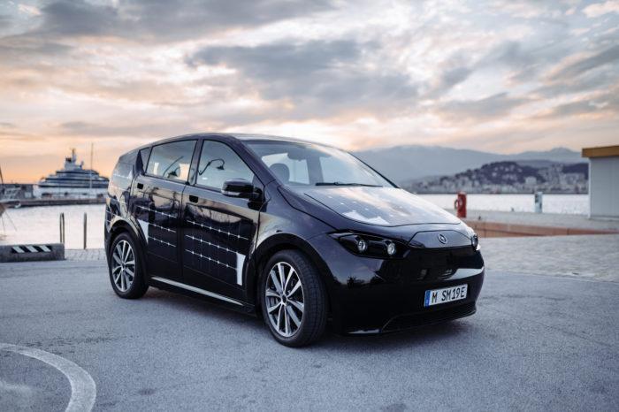Sion 'solar' electric car to enter Dutch market
