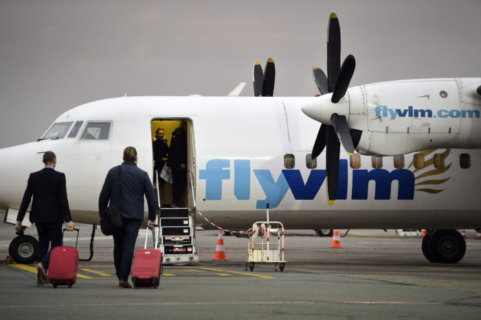 VLM Airlines drops all but two flights from Antwerp
