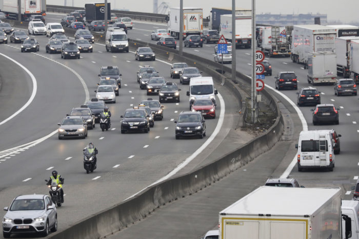 Brussels' city government in favour of R0 ring widening
