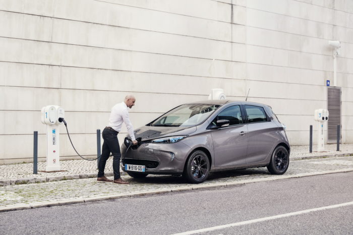 Renault and Lampiris to offer group purchasing of electric ZOE