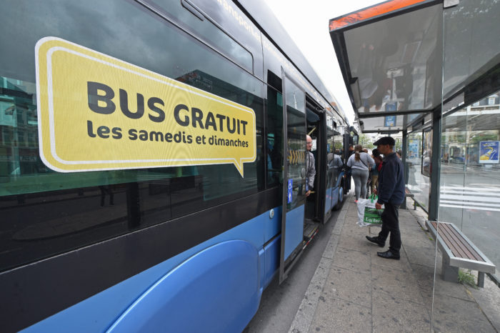 Free public transport: Dunkirk persists, Paris thinks about it...