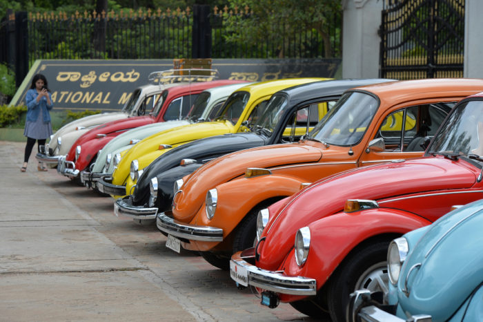 Legendary VW Beetle finally bows out