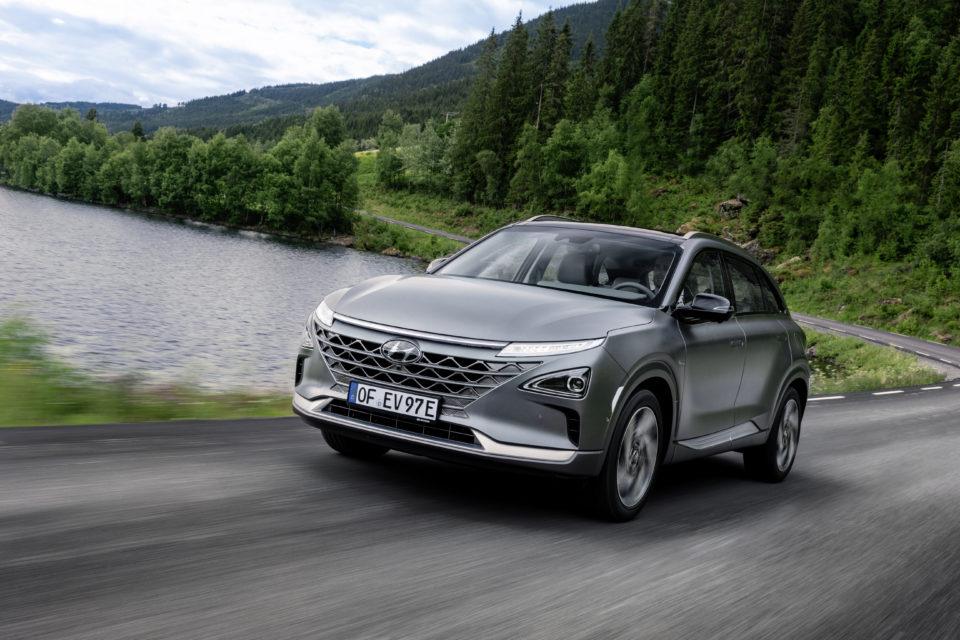 Hyundai pioneers with next generation hydrogen Nexo - newmobility news