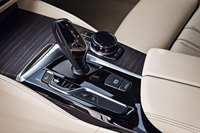 Is the automatic gearbox taking over?