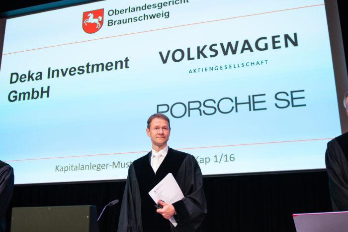 Dieselgate: German trial for investors opens this Monday