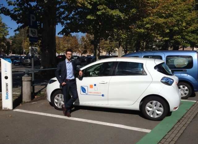 Leuven wants to have shared cars close to every home