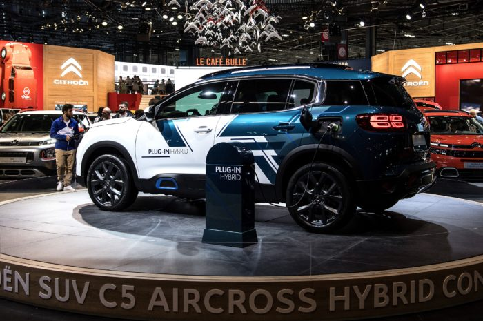 Belgian car buyer still prefers hybrid over full electric
