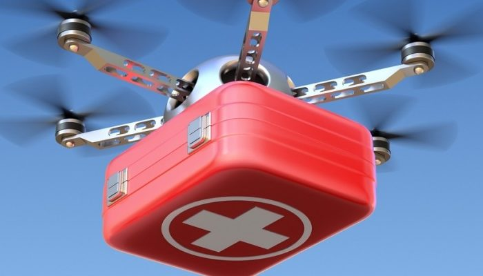 Belgium invests in medical transport with drones