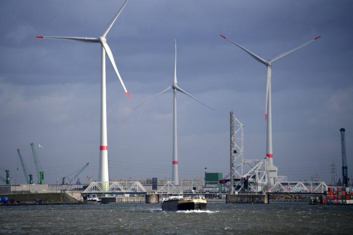 'Energy predictor' shows Flanders' renewable energy production