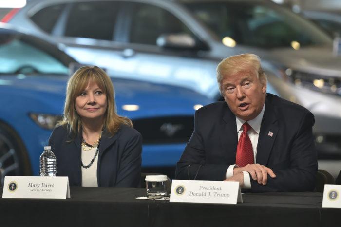 Trump threats make car sector nervous
