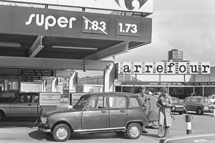 'Driving a car today costs less than in 1970'