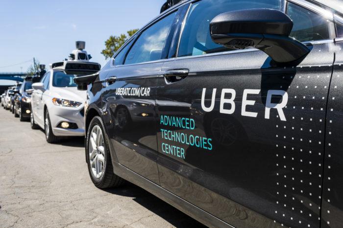 Uber relies on drivers but prepares for autonomous future