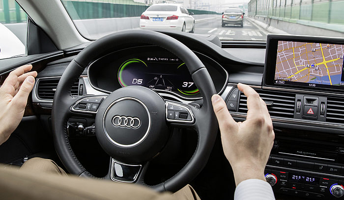 Wuxi: Audi's Chinese playground-city for autonomous cars