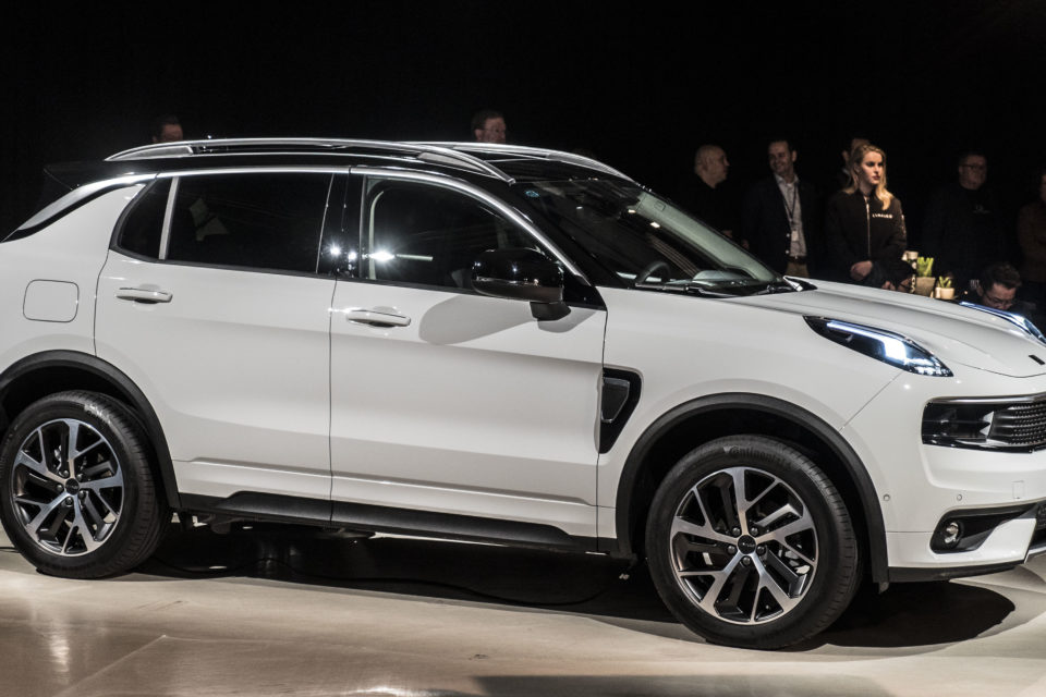 No Lynk & Co assembly for Volvo Ghent - newmobility news