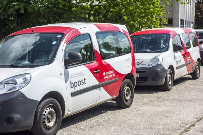 Sales of vans stagnates in Belgium