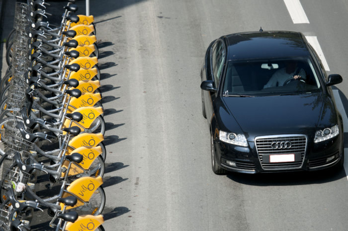 Company cars: less diesels and shift towards multi-mobility