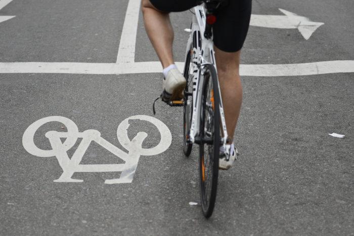 Traffic regulations: impunity for cyclists?