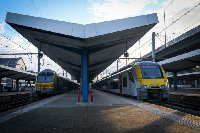 New train lines connecting Wallonia to Paris
