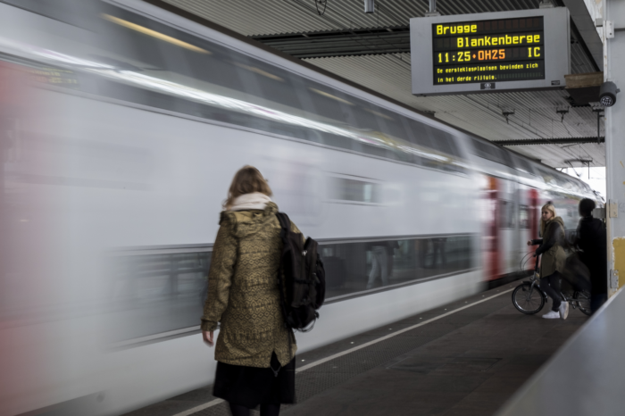 Belgian trains less punctual again