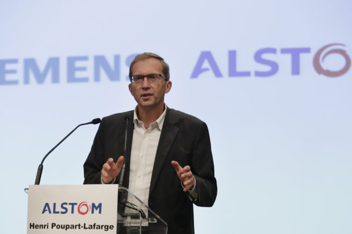 Siemens and Alstom propose EU concessions for merger