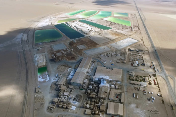 Chinese lithium giant gets 24% of Chilean competitor SQM