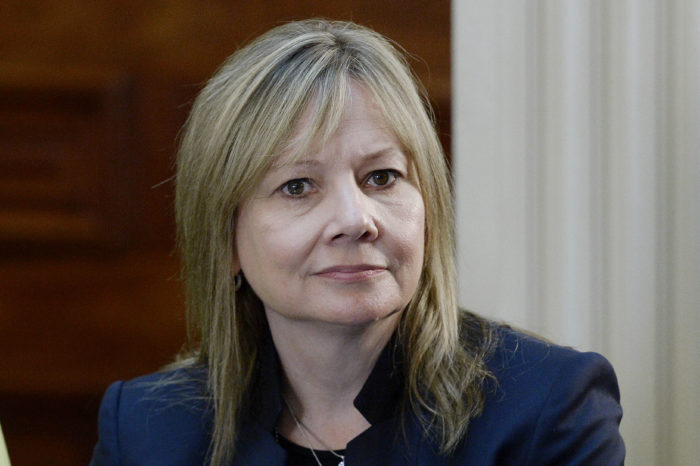 Is GM's Mary Barra a trendsetter?