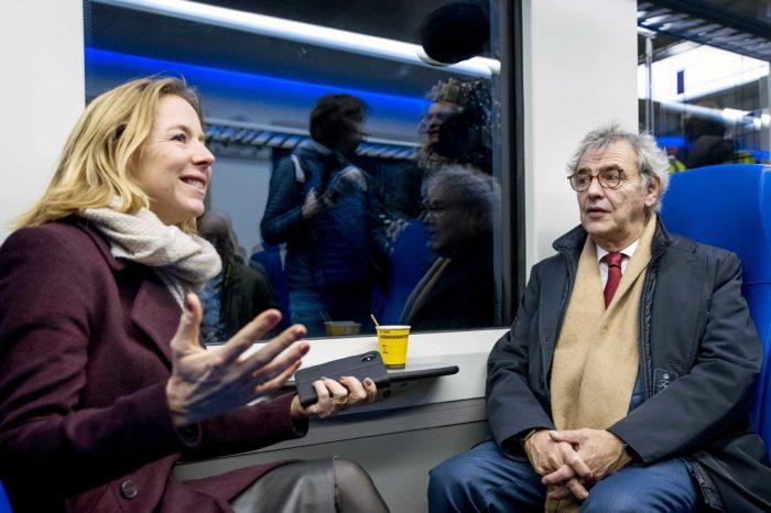 Dutch Rail invests 3,5 billion euro in trains