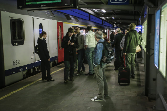 Pick pocketing 'booming' in Brussels' train stations