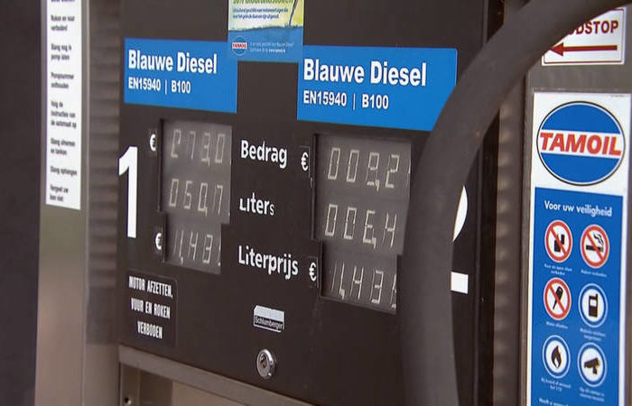 'Belgian government refuses to make clean blue diesel cheaper'