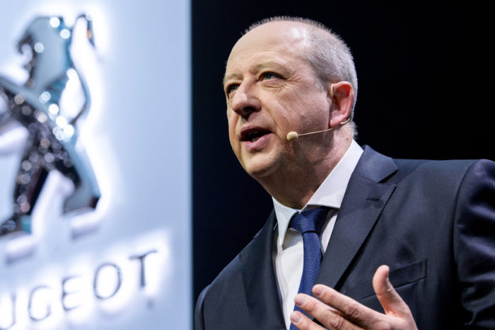 Peugeot CEO Imparato: 'The world is changing now'