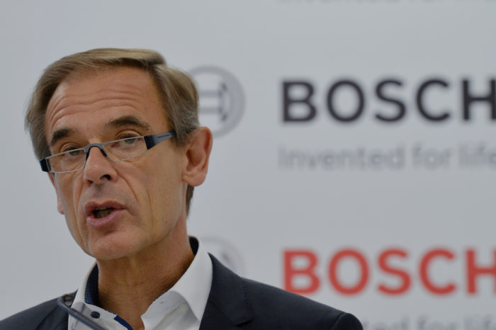 Bosch goes electric and autonomous