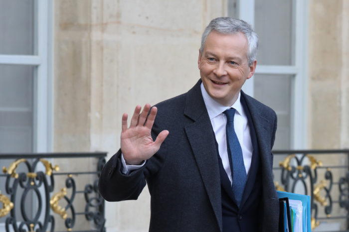 Le Maire: 'refusing Alstom-Siemens merger would be big mistake'