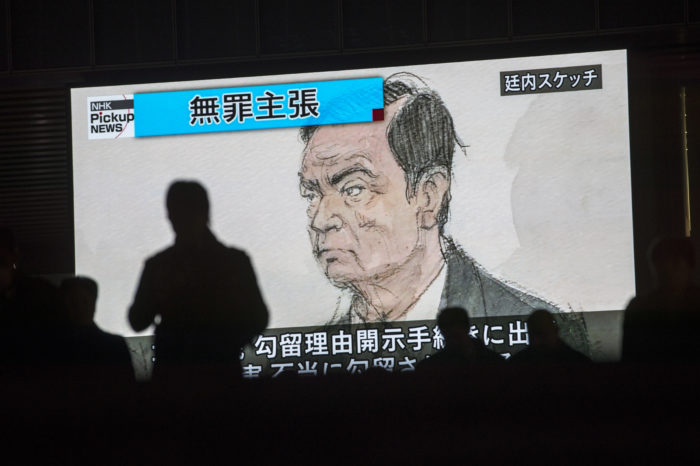 Ghosn probably to remain in jail for months (update)