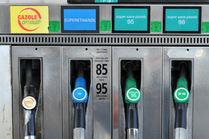 Sales of gasoline containing up to 85% bioethanol rise