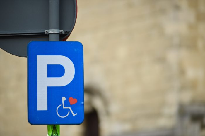 Smart City applications help disabled people park